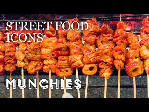 $1 Skewers in LA – Street Food Icons