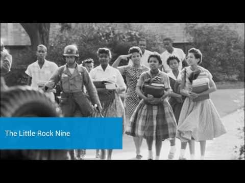 Civil Rights Digital Story