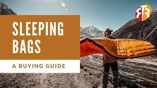 Sleeping Bags - Buỳing Guide For Beginner