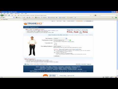 Create a Free Account on TradeKey.com To Grow Online Business - TradeKey B2B Directory