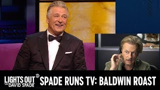 How David Spade Ran the Roast of Alec Baldwin - Lights Out with David Spade