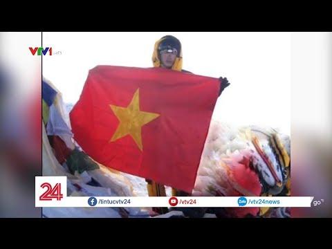 Phan Thanh Nhiên - Từ người hùng Everest đến phim điện ảnh đầu tiên | VTV24