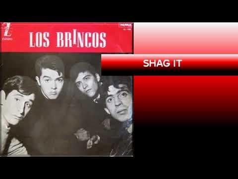 SHAG IT/Los Brincos 1964 (Audio/Lyric)