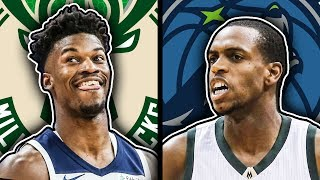 Bucks' Trade Offer For Jimmy Butler