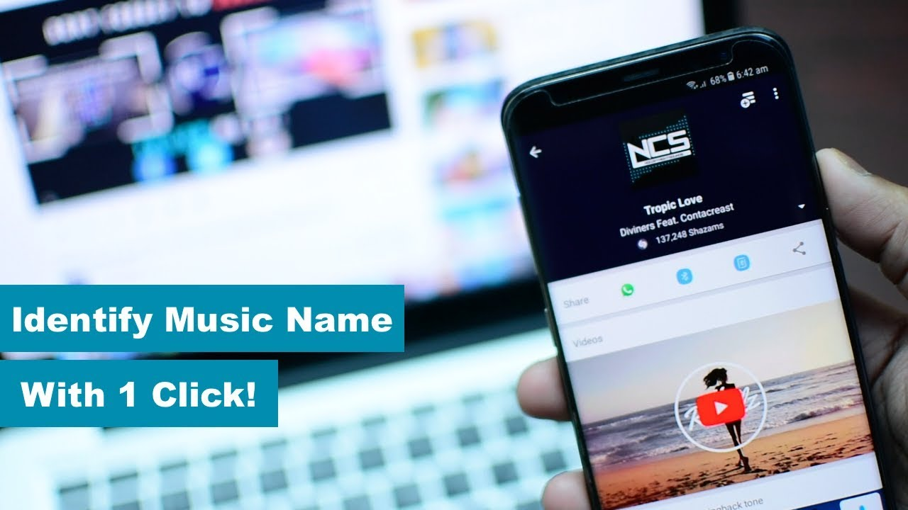 Download Download Shazam for Samsung Galaxy S8, S8+ and Note 8