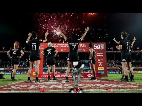 Black Ferns Sevens historic win in Dubai