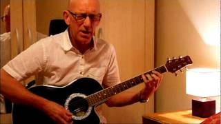 Paul Weller ~ You do Something To Me (acoustic Guitar Cover).wmv