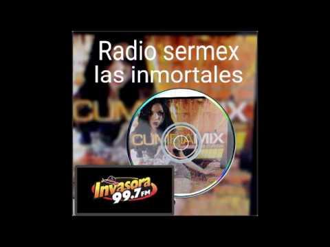 Las Inmortales Monterrey  NL cumbia mix vol 1