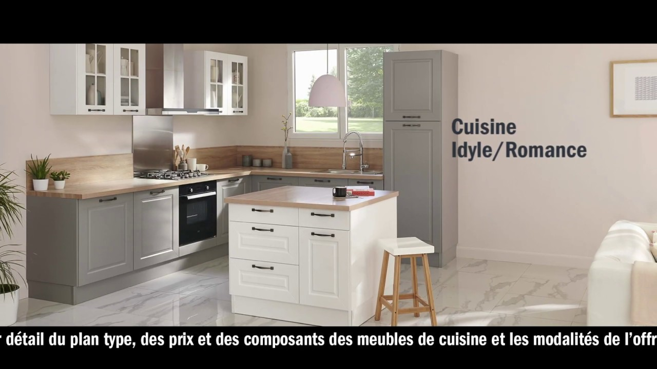 Brico Depot Passe A L Action Cuisine Idyle Youtube