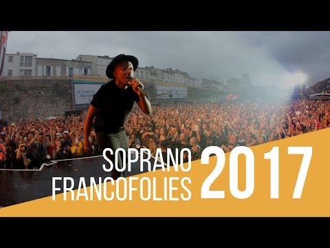 """[LIVE] Soprano - """"En feu"""""""