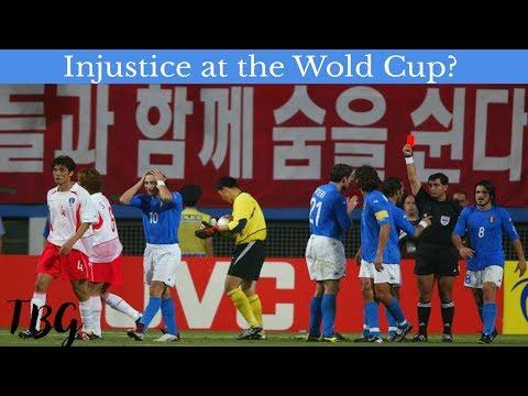 South Korea's Controversial 2002 World Cup Run