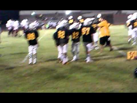 Twin Creeks middle school 7th grade A team Footbal