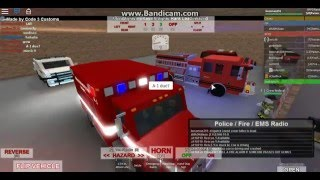 ROBLOX Fire Protection District