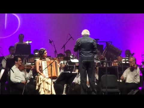 orquestra petrobras sinfônica & lucy alves  vivo rio: concerto sinfônico para asa branca