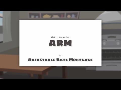 The FHA Adjustable Rate Mortgage (ARM)