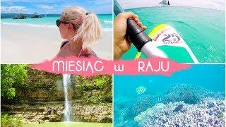 Najbardziej turkusowa woda na świecie! Miesiąc w raju - vlog Filipiny + Guam  Agnieszka Grzelak Vlog