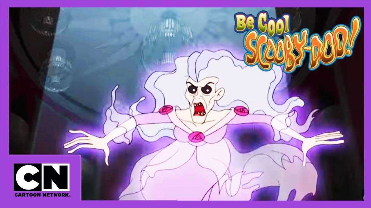 Bleib cool, Scooby-Doo! | Das verfluchte Theater | Boomerang - YouTube