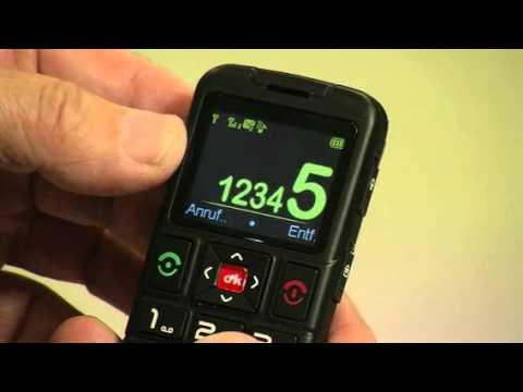 MOBILE Premium-Notruf-Handy XL-959 mit Dual-SIM VERTRAGSFREI von simvalley (PX-3385-821)