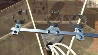 KIT CARONA C1 [C2] C3 IS21 antena parabólica