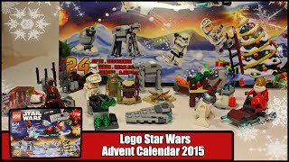 2015 LEGO STAR WARS Advent Calendar (75097)