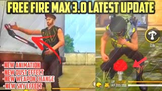 FREE FIRE MAX 3.0 LATEST UPDATED FULL GAMEPLAY