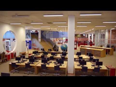 Ein Tag in der Universitätsbibliothek
