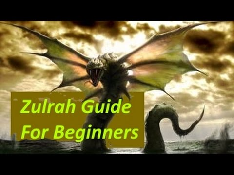 Complete Zulrah Guide For Beginners (2018)