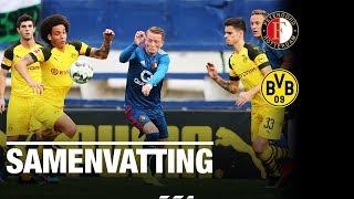 Samenvatting | Feyenoord - Borussia Dortmund