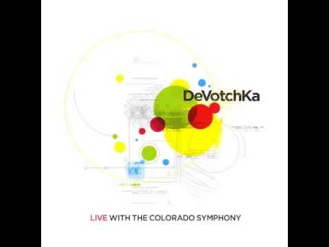 DeVotchKa - Queen of the Surface Streets (Live with the Colorado Symphony)