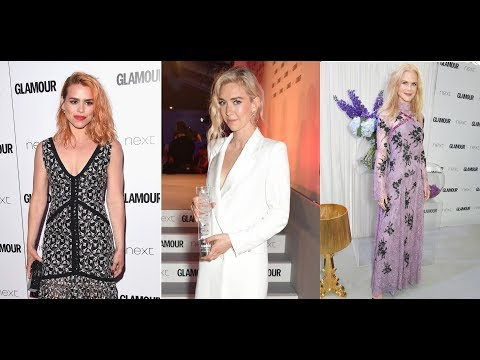 Nicole Kidman: After the prize he received from Cannes, Glamor returned with the prize.