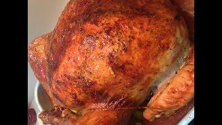 Como fazer o peru de natal PERFEITO!