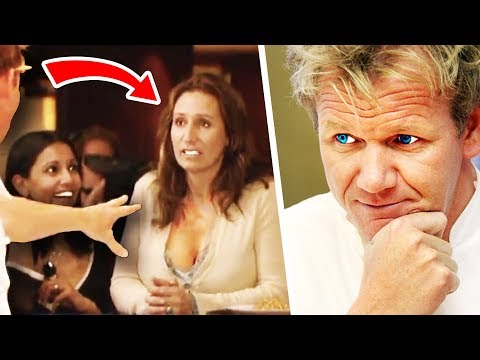 Top 10 Gordon Ramsays BEST Insults! (Customer)