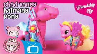 Chad Valley Toys   LI-LI UNWRAPS TOYS   Friendship TV