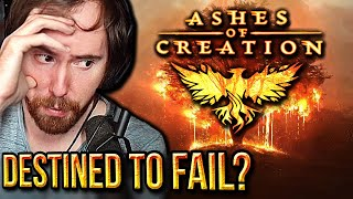 "Asmongold Reacts to ""Don't Believe The HYPE - Ashes of Creation"""