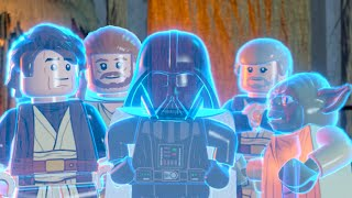 LEGO Star Wars The Force Awakens Prologue Ending