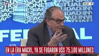 22-08-2019 - Carlo Heller en C5N - ADN Periodismo Federal, con Tomás Mendez