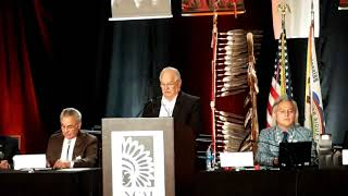 NCAI - National Congress of American Indians 2018 - Honoring our Past
