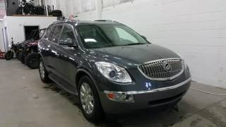 2011 Buick Enclave CXL-2 W/ Sunroof, Remote Start 7 passenger Review | Boundary Ford