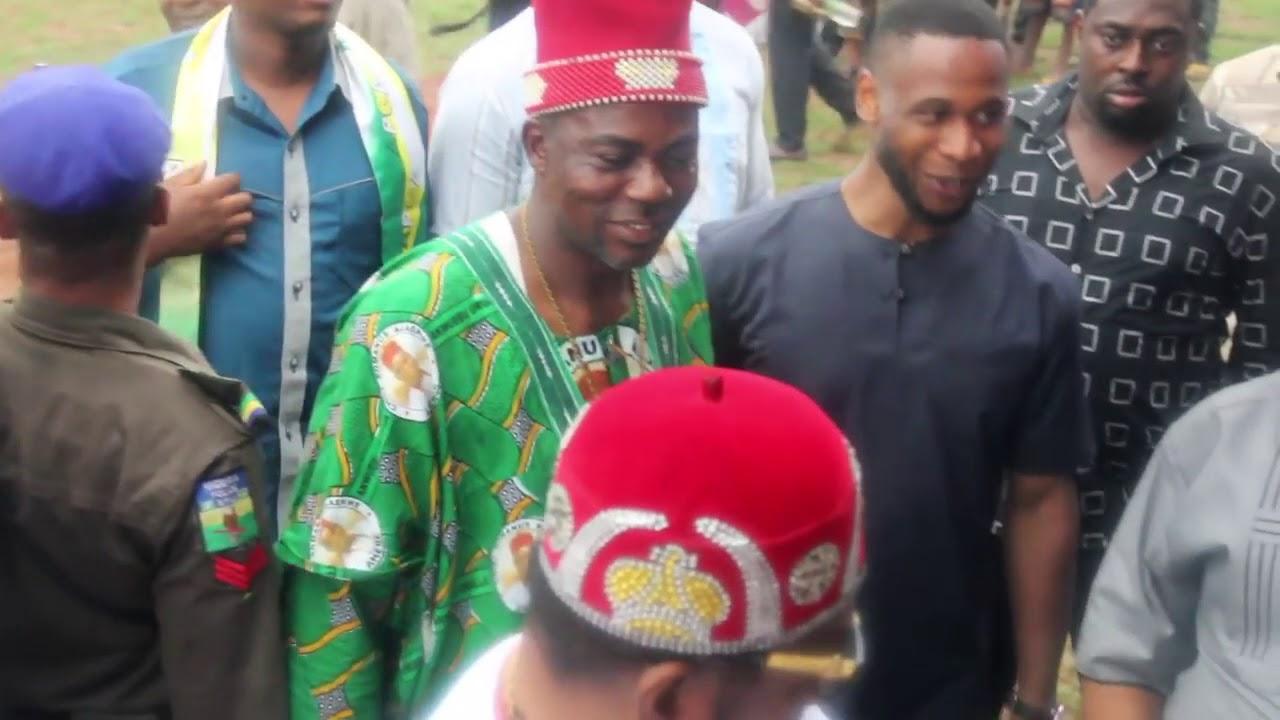 Download Chief Emeka Morocco Maduka's Performance at Oji   Ofor Festival