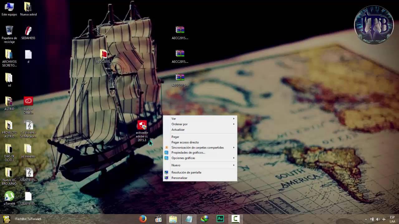 Como Descargar e Instalar Adobe After Efects CC 2015.3 Full (Mega) (Win 64bits)