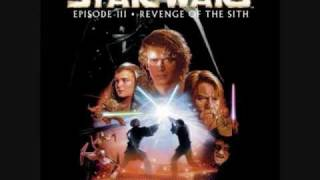 Star Wars Music Pick: Episode III- Anakin Vs. Obi-Wan