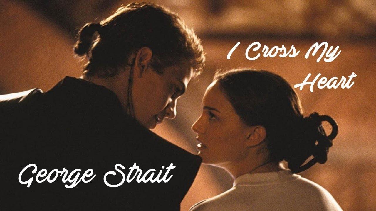 I Cross My Heart George Strait Traducao Hd Youtube