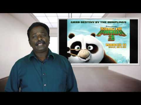 Kung Fu Panda 3 Review - Po, Panda - Tamil Talkies