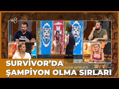 Eski Yarışmacılar Şampiyonluğun Sırrını Açıkladılar - Survivor Panorama 129. Bölüm