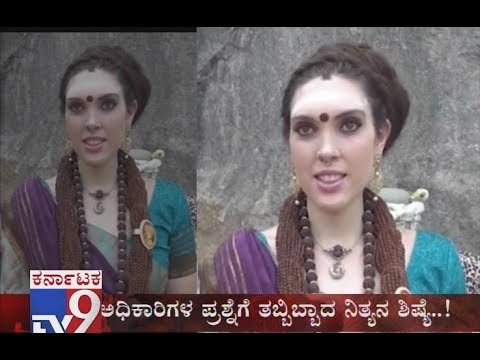 TV9 Warrant: `Nithya Leele`: Nithyananda's Canadian Follower Stopped by Airport Officials