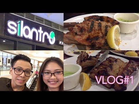 Silantro, UP Town Center (Filipino-Mexican Food)