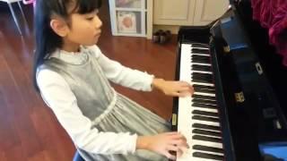 冠軍 Champion 2014 HKSMF Grade 3 - Minuet with Variation / J.L. Dussek by Hannah