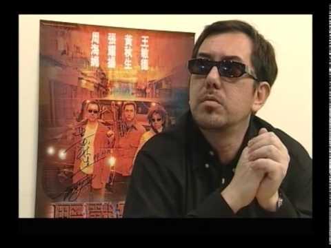 Anthony Wong 黃秋生 UK visit and  1999