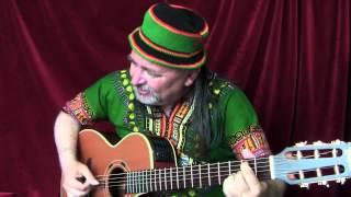 Cаn't Stop (RHСP) - Igor Presnyakov - acoustic guitar cover