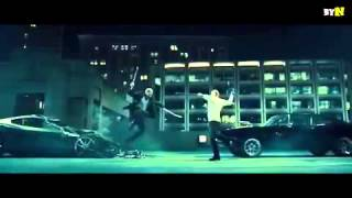 Fast and furious 7-Fight scene(Navratri Special)